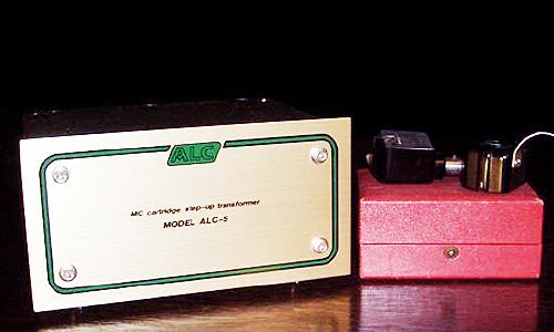 ALC Audio Laboratory ALC-5 Ortofon専用トランス