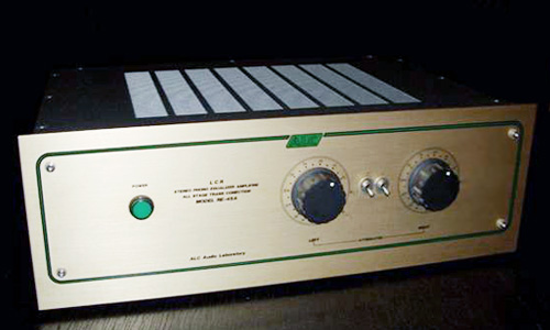 ALC Audio Laboratory RE45A 無帰還全段トランスドライブ