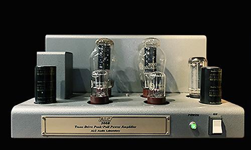 ALC Audio Laboratory NEW300B 無帰還全段P-Pトランス結合A級